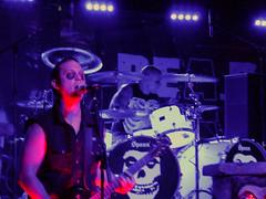 Misfits 2 (Kimbisile) Tags: concert punk themisfits sacramentoca aceofspades panasoniczs3