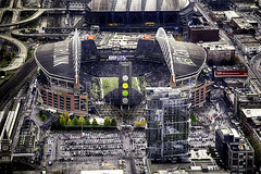 Seattle Nov 2014 An hour or so before a game (Mobilus In Mobili) Tags: seattle interesting flickr nfl explore seahawks motivational mls mobili sounders mobilus mobilusinmobili centurylink