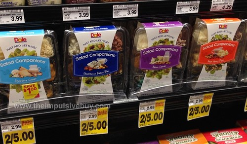 Dole Salad Companions