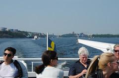 On the archipelago boat (annamaart) Tags: summer stockholm archipelago sommar skrgrd stockholmarchipelago stockholmsskrgrd