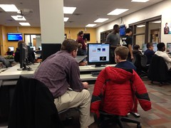 """2014 Hour of Code • <a style=""""font-size:0.8em;"""" href=""""http://www.flickr.com/photos/109120354@N07/15909135717/"""" target=""""_blank"""">View on Flickr</a>"""