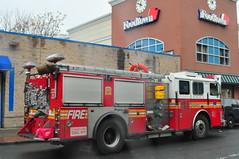 FDNY Engine 68 (Triborough) Tags: nyc newyorkcity ny newyork bronx engine firetruck fireengine thebronx fdny seagrave newyorkcityfiredepartment bronxcounty engine68 westconcourse