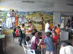 Scuola rom  a Cosenza (Braccio Sudovest)