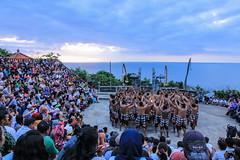 Kecak Dance | Pura Uluwatu