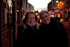 That Time Is Here (4oClock) Tags: christmas family portrait people dark prime nikon market bokeh north sigma east cleethorpes