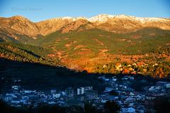 Amanecer del primer dia de invierno en la sierra de Gredos  _DSC0549 r em c ma (tomas meson) Tags: de san pantano pedro arenas montaña candeleda sierradegredos