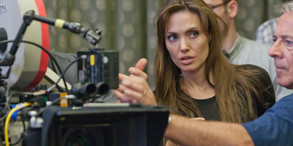 Unbroken is ANGELINA JOLIE survival story