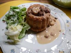 Ragoût Fin (Süßwassermatrose) Tags: germany deutschland salat heiligabend westfalen 2014 worcestershiresauce geseke blattsalat weihnachtsfest worcestersauce festessen pastete ragoutfin ragufeng ragoûtfin