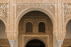 La Alhambra (Spain) (celymabad) Tags: espaa spain culture arabic alhambra granada laalhambra generallife ibanya