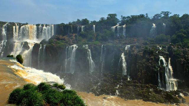 Chutes dIguaçu - Côté brésilien