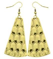 5th Avenue Brass Earrings P5031A-2