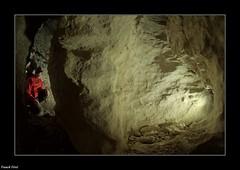 Ambiance Spéléo dans la Galerie de la Grotte du Bief des Laizines - St Anne (francky25) Tags: st de anne la galerie du des franchecomté dans grotte ambiance doubs bief spéléo laizines
