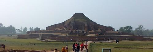 Monastery mound