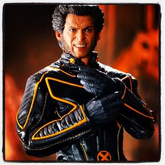 Wolverine #lobezno #wolverine #hottoys #masterpiece #xmen #aceroymagia (Acero y Magia) Tags: xmen wolverine masterpiece lobezno hottoys aceroymagia uploaded:by=flickstagram instagram:photo=44540531157118855212799469