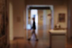 Pass Through (michael.veltman) Tags: blur art minnesota minneapolis institute mia figure of