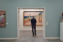 Colour fever (Franco Coluzzi) Tags: mostra museum painting denmark paintings exhibition museo frederikssund mikael danimarca udstilling jfwillumsen willumsen colourfever farvefeber