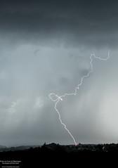 Eclair au Coux-et-Bigaroque 28052016 (Vincent Cornu) Tags: orage clair canon1022 foudre