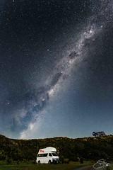 Milkyway - Next left (Stahlinho) Tags: newzealand sky night stars nacht himmel moonlight aotearoa 1740mm sterne hemisphere milkyway langzeitbelichtung nachthimmel mondlicht milchstrase 6dneuseeland