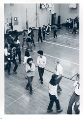 P_151_1_82_08 (NSCDS Archives) Tags: blackandwhite college 1982 dancers country 1980s berea nscds nscdsarchives p151182