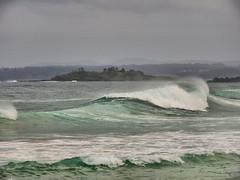 Rough Sea II (elphweb) Tags: ocean sea seaside waves bigwaves roughsea bigocean falsehdr