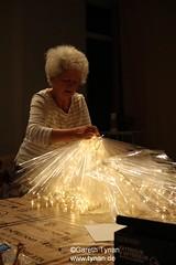 s160510_0050+_ArtPeople_Brigi_LightFlowers (gareth.tynan) Tags: experiment prototype luminale lightflowers artpeoplelangen brigittegrausamtynan