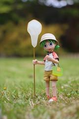 Yotsuba (Lucy-Loves?) Tags: toy figure yotsuba