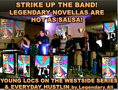 Strike up the Band (Soul Brother Legendary) Tags: hot books read friday salsa tgif legendaryalishabazz younglocspart2