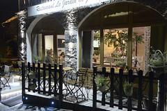 vue de nuit (lejardindejosephine) Tags: montagne alpes restaurant lesmenuires tarentaise les3vallees saintmartindebelleville valleedesbelleville