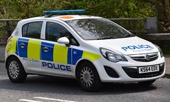 KS64EOX (Cobalt271) Tags: proud police northumbria vehicle to 13 protect vauxhall corsa livery npt cdti ks64eox