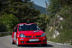Renault Clio - Adrien BONSAUDO / Andr BONSAUDO (nans_even) Tags: auto france cars mobile race alpes cannes rally clio voiture racing paca renault cote rallyes extrieur andr adrien rallye azur maritimes voitures croisette rallying 2016 vhicule rgional bonsaudo