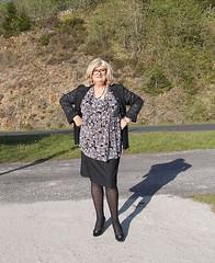 2016 - 05 - 27 - Karoll  - 020 (Karoll le bihan) Tags: feminine femme lingerie crossdressing tgirl transgender transvestite stocking bas pantyhose crossdress stilettos travestis feminization travesti travestie escarpins fminisation travestisme travestissement