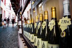 (Roel Bloemen) Tags: prijs price bottle wine champagne bernkastel wijn kuez