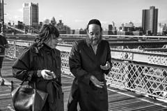 Conversation - Brooklyn Bridge. (minus6 (tuan)) Tags: mts minus6