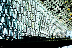 Harpa (Yonatan Souid) Tags: light inspiration architecture iceland graphic reykjavik inspiring harpa againstlight thephotographyblog