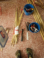 Traditional Bamboo Fabrication, Ap Lei Chau (cesarharada.com) Tags: ying hong kong say pun lif
