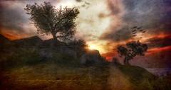 Frisland Sunset ................ (Awesome fallen) Tags: frisland