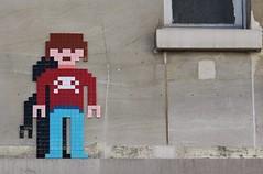 Invader_7256 Paris 11 (meuh1246) Tags: streetart paris spaceinvaders invader mosaque paris11 rueternaux