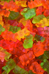 Gummies Galore (Keith Mac Uidhir  (Thanks for 3.5m views)) Tags: ireland dublin color colour colors jellies colorful colours candy sweet bears irland sweets jelly colourful gummi haribo dublino irlanda irlande ierland irska dubln irlandia lirlanda irsko  airija irlanti  cng  iirimaa ha     rorszg         rlnd
