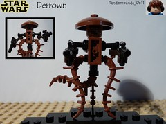 Derrown (Random_Panda) Tags: show film television movie star tv lego fig films character figure movies shows characters wars minifig minifigs clone figures figs minifigure the minifigures