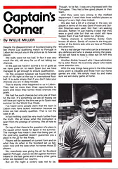Aberdeen vs Airdrieonians - 1981 - Page 5 (The Sky Strikers) Tags: official stadium scottish aberdeen division done premier programme 30p airdrie the pittodrie airdrieonians