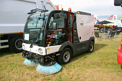 Scarab Roadsweeper (SR Photos Torksey) Tags: road truck transport lorry commercial vehicle freight logistics scarab haulage hgv lgv roadsweeper