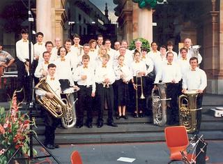 Weisbaden Tour - Post Concert Picture