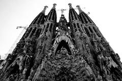 Gaudi's Monster (satishsa) Tags: sagrada familia gaudi barcelona spain architecture monster