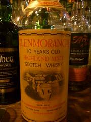 Glen Morangie 10yo 43% (eitaneko photos) Tags: bottle may glen single whisky cl 43 malt 2015 10yo morangie