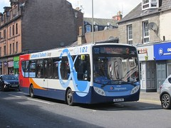Stagecoach East Scotland 27120 SL14LTE County Place, Perth on 2 (1280x960) (dearingbuspix) Tags: 12 stagecoach 27120 stagecoacheastscotland lethamtullochloop sl14lte