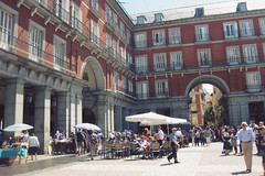 20120527_MadridSquare (jae.boggess) Tags: spain espana europe travel trip eurotrip spring springtime madrid