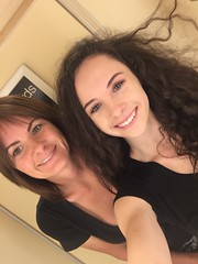 What do you do with the dressing room lighting is perfect?? Take selfies with your kid #selfie #fun #momanddaughter #beautifulgirls #cute #pretty #love #milf #groupshot #smile #blueeyes #family #candid #prettygirls #people #me (HIRH_MOM) Tags: family people cute love me smile fun pretty candid blueeyes groupshot milf beautifulgirls prettygirls selfie momanddaughter