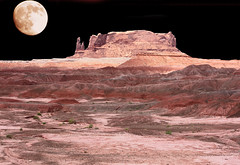 Night Butte (Rennett Stowe) Tags: mars planet moon pinkdesert pink rock butte moonbutte marsbutte desertsouthwest arizona newmexico southwestunitedstates southwest oldwest solarsystem nightdesert desertatnight night pinklight light nightlight desertscape landscape love lovely majestic spacetravel space infinity infinite transition creativecommons creativecommonsdesert sensual elegant elite desert scary universe speedoflight sexynight stars themoon otherplanets s sciencefiction startrek starwars extraterrestrial extraterrestriallife travel holiday sky power globalism