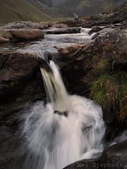 Falls (D9142857-batch E-M1 12mm iso200 f2.8 1_13s -1.3ev) (Mel Stephens) Tags: uk water scotland waterfall angus olympus glen lee pro 28 gps f28 q3 omd 2014 em1 m43 1240mm mirrorless microfourthirds mzuiko 201409 20140914