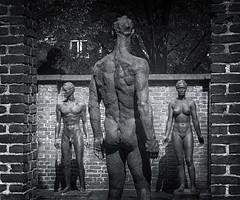 """The Third Man"" (Marat Elkanidze) Tags: berlin sculptures georgkolbe"